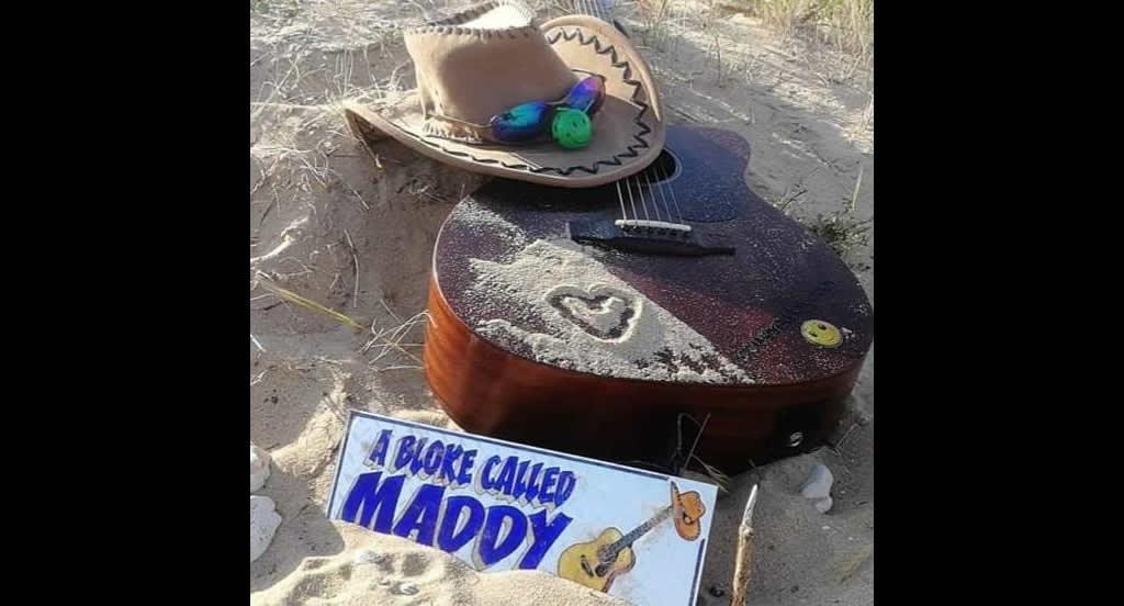 A Bloke Called Maddy