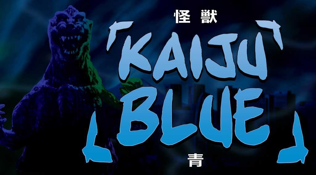Kaiju Blue