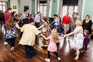 Family Ceilidh at St Swithins Institute Halls