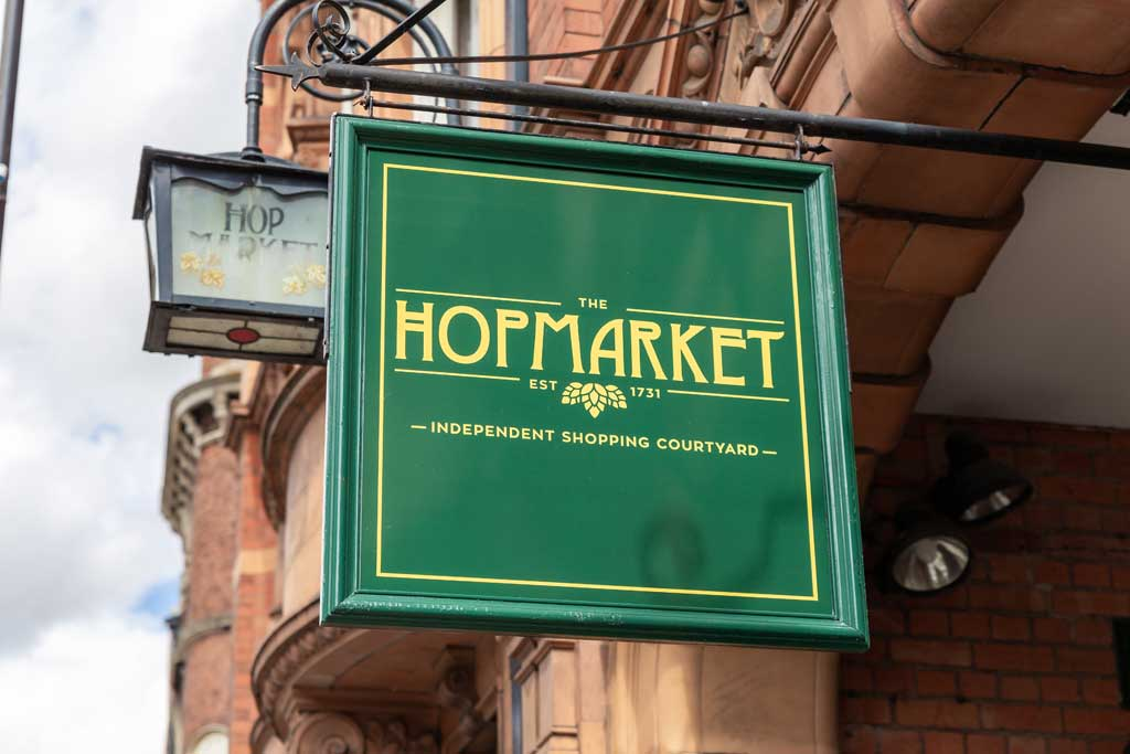 The Hopmarket