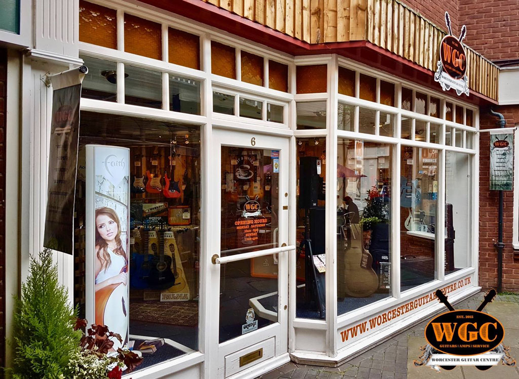 Worcester Guitar Centre