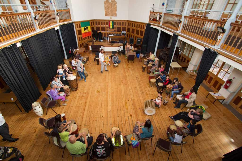 Drumlove Workshop