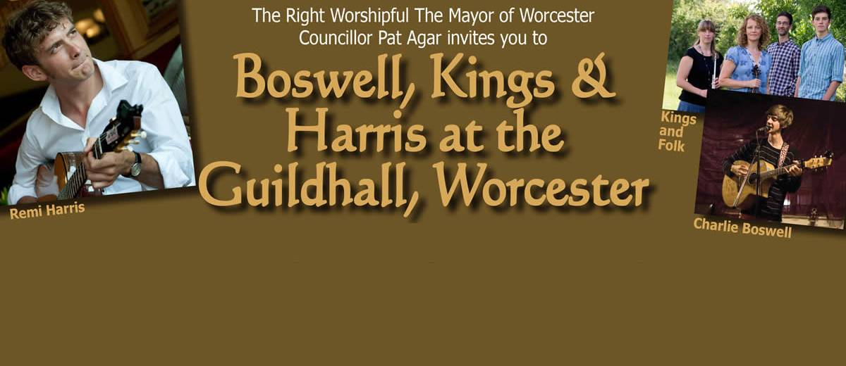 Boswell, Kings & Harris Mayor's Charity Concert